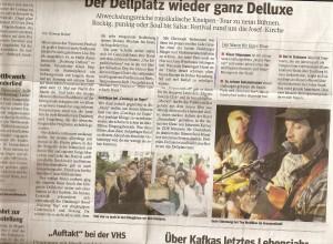 Artikel Dellplatz Delluxe
